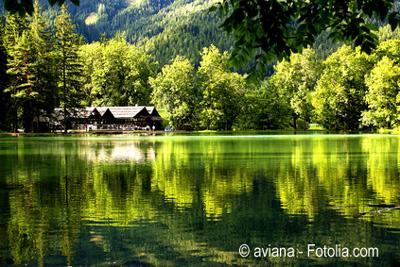 Bergsee Urlaub