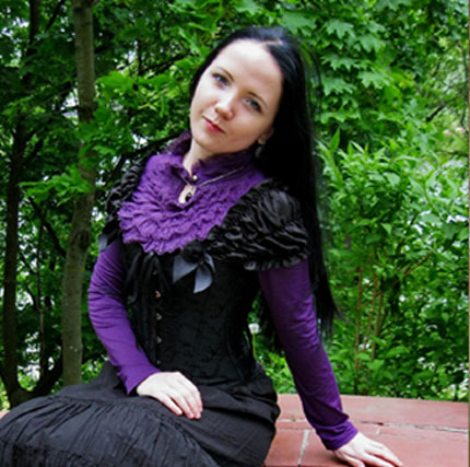 Gothic Blusen